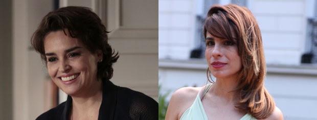 Descubra qual o formato do seu rosto para usar e abusar do blush (Foto: Império/TVGlobo)