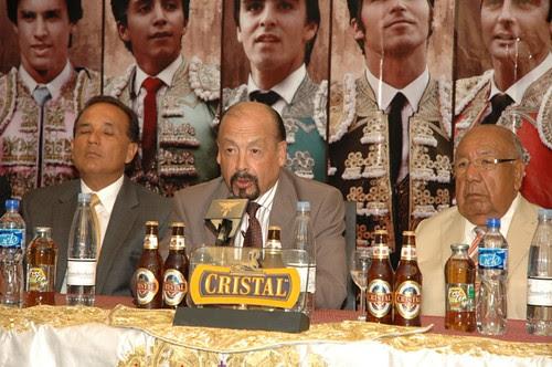 Francisco Pasara, gerente de la Beneficencia de Lima