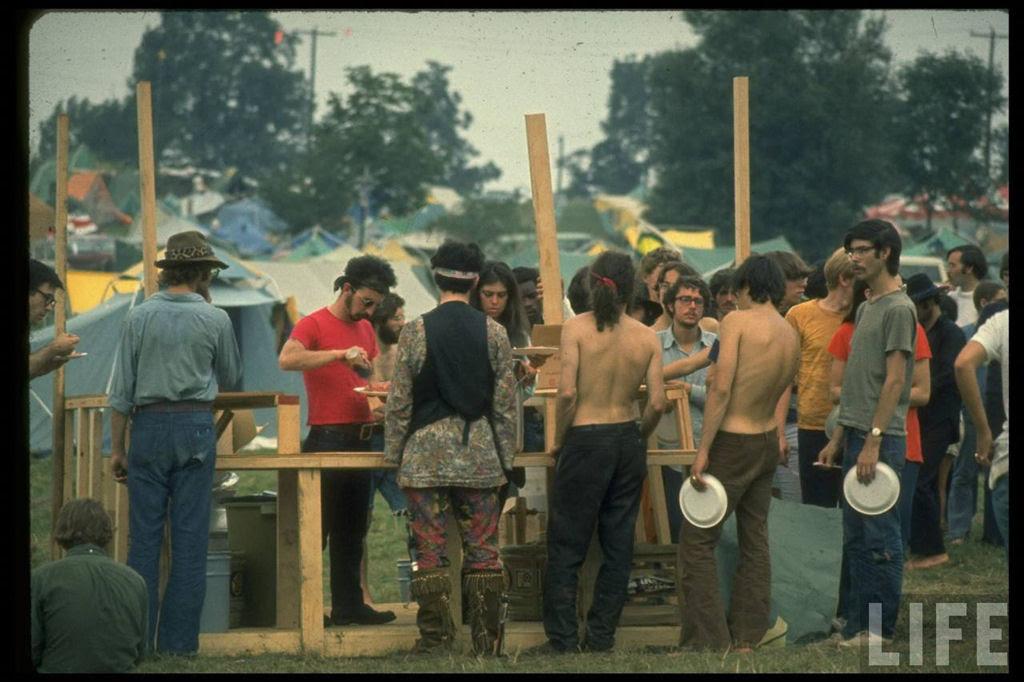 O festival de Woodstock em números e imagens 04