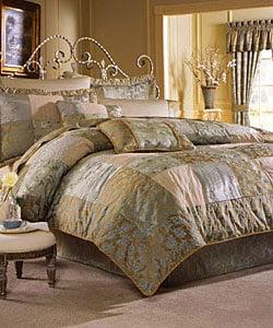 Croscill Vivian Luxury Comforter Set | Overstock.com Shopping ...