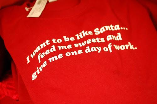 Be Like Santa