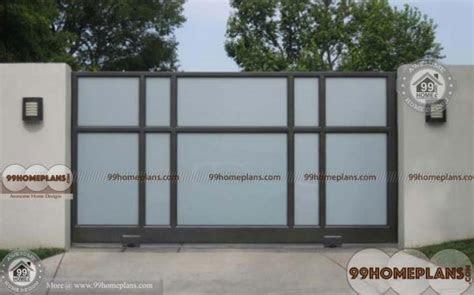 simple gate designs ideas  latest sliding type gates