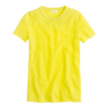 J.Crew Cashmere Tee Shirt