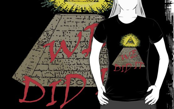 illuminati, eye, eye of providence, all seeing, pyramid, freemasons, conspiracy, theory, usa, america, cool, graphic, funny, triangle, light, ray, beam, secret, society, occult, cult, mason, masonic, ianbyfordart