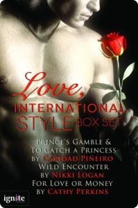 Love International Style Round