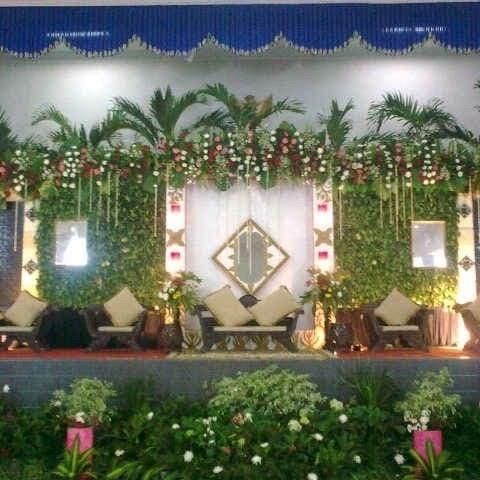 20+ inspirasi dekorasi pelaminan hijab - fatiha decor