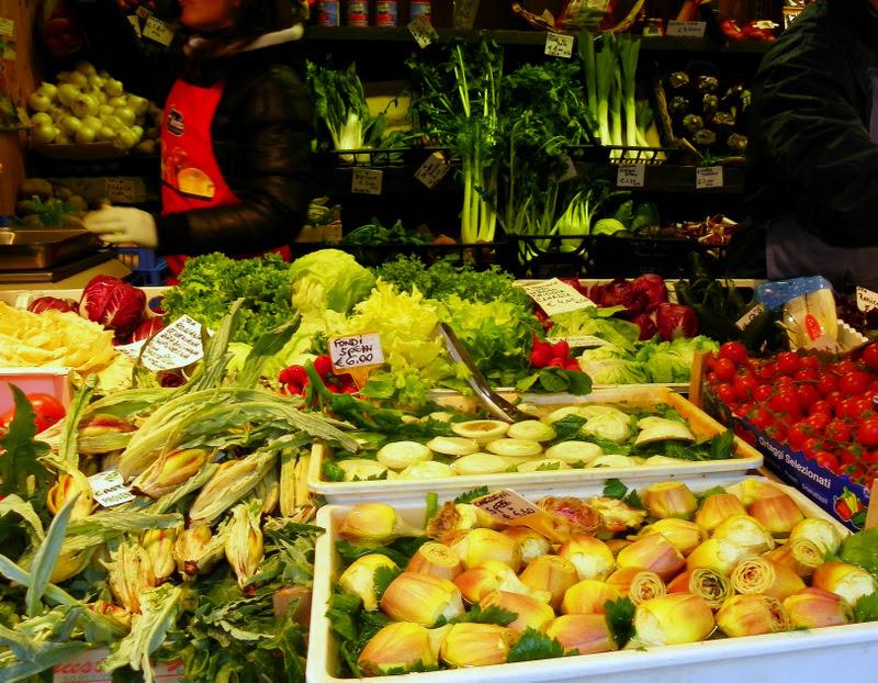 Venice - Rialto Market Stall