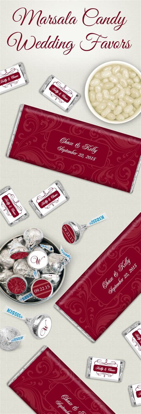 17 Best ideas about Candy Wedding Favors on Pinterest