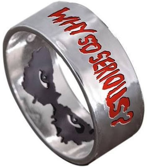 joker ring batman pinterest