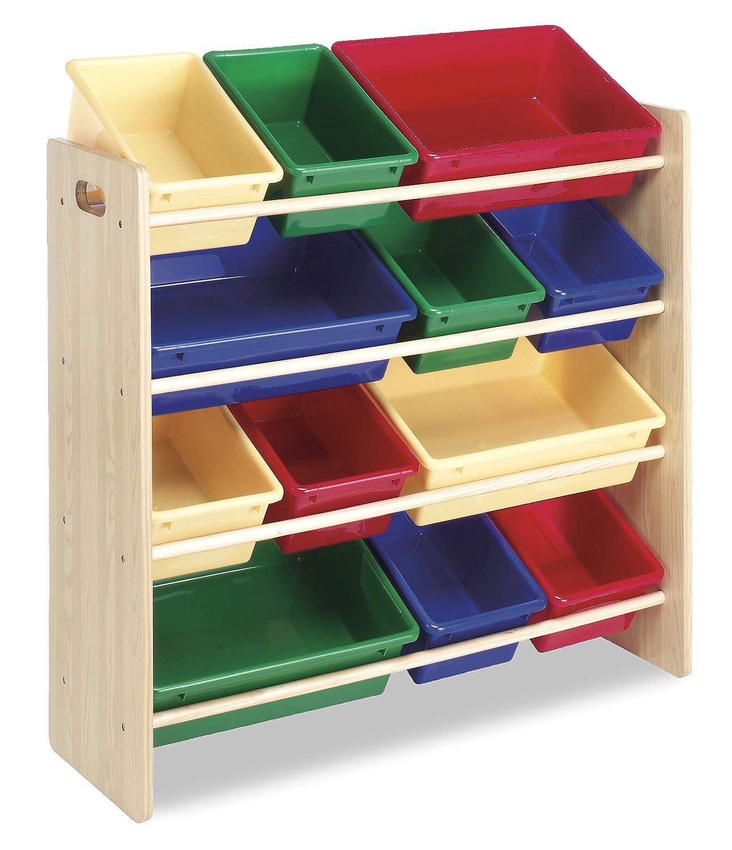 Toy Organizer with Bins - fel7.com