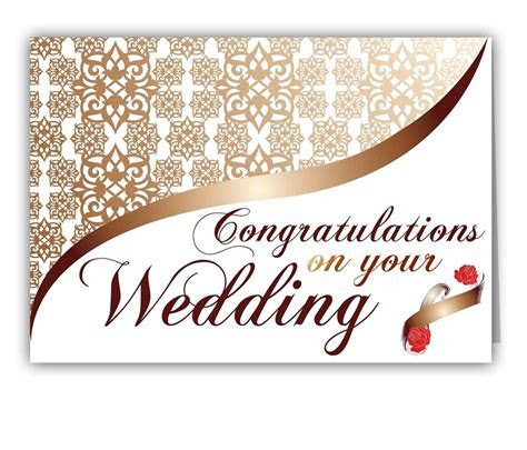 10 Wonderful Congratulations On Wedding Wishes Images