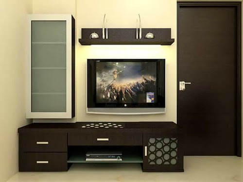 15 Amazing TV Units that Demonstrate Stylish Trends