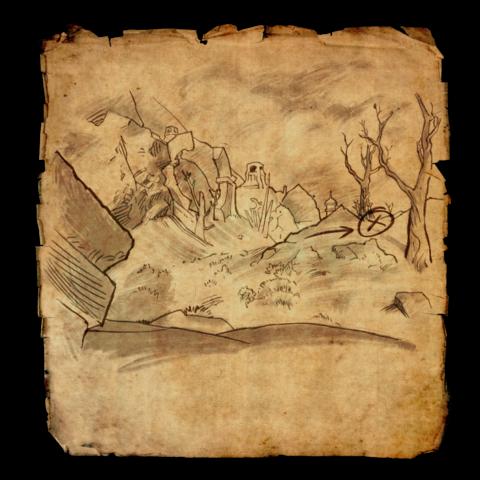 Eso Vvardenfell Treasure Map 4 World Map Atlas