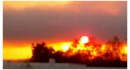 Incêndio em Tavira