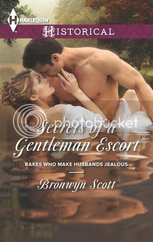 Secrets of a Gentleman Escort Cover