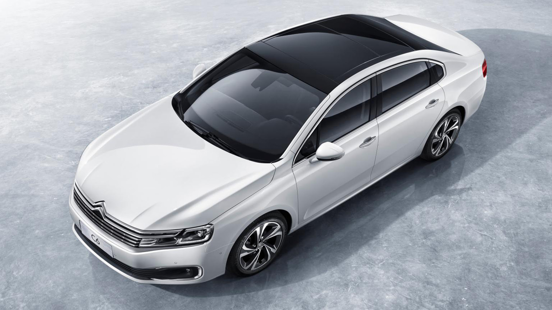 Citroën C6 makes return…as China special