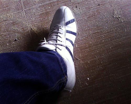 My Foot (not joking)