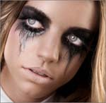 14 Best Eye Make Up Halloween Ideas What Eye Make Up