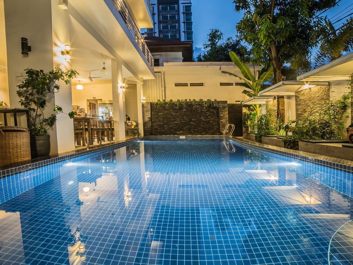 Anise Villa Boutique Hotel, Phnom Penh Reviews