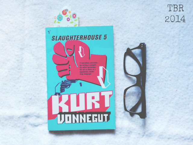 book review to be read booktube vivatramp slaughterhouse 5 kurt vonnegut