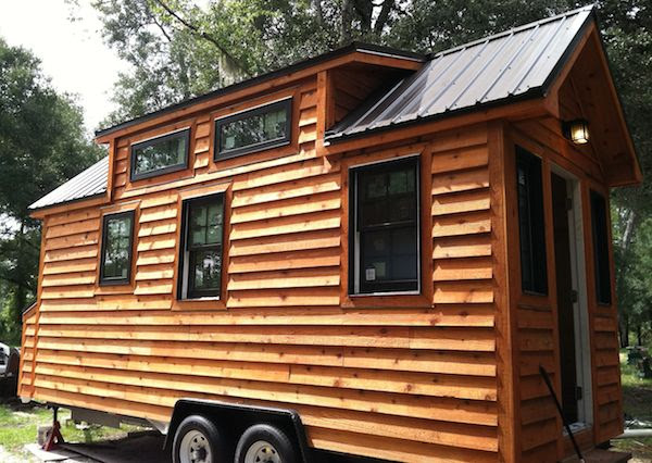 Tiny House Plans: Tiny Living with Dan Louche of Tiny Home Builders