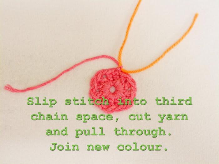 Цветочный фрагмент крючком АФРИКАНСКИЙ ЦВЕТОК для вязания игрушек (17) (700x525, 224Kb)