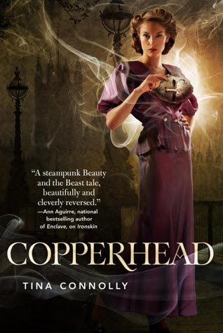 Copperhead (Ironskin, #2)