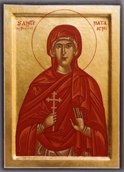 ST NATALINA, the Martyr