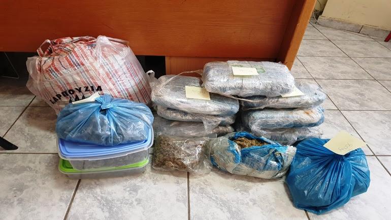 Μάνδρα: Συνελήφθη 55χρονος για κατοχή ναρκωτικών ουσιών