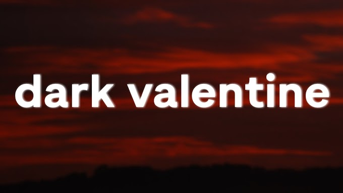 Believe Over Hope - Dark Valentine (Lyrics) #believeoverhope