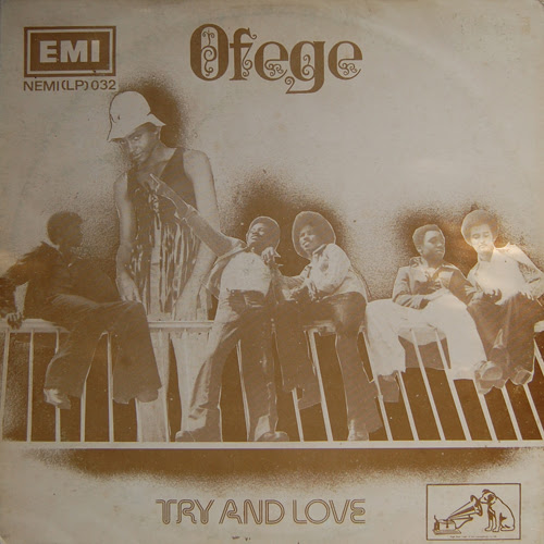Nigerian Old School Ofege