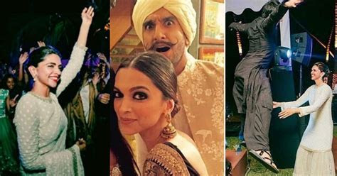 From Ring Ceremony To Sangeet, Here?s How Deepika Padukone
