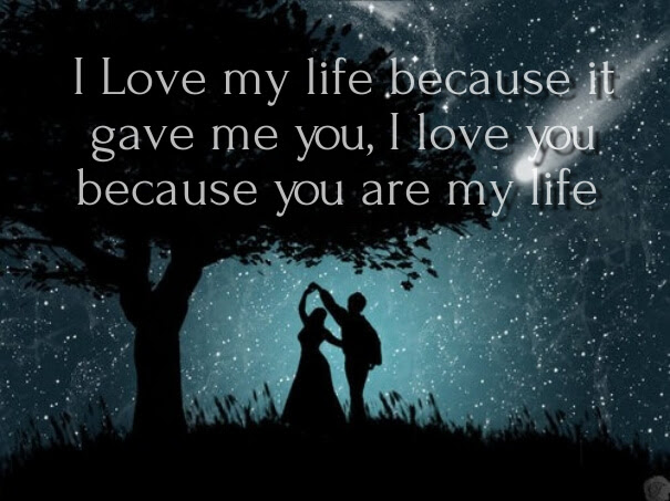 One Line Love Quotes for Him & Her