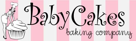 BabyCakes Baking Company logo