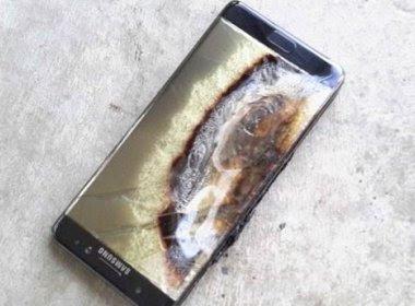 Samsung orienta que usuários desliguem e parem de usar o Galaxy Note 7