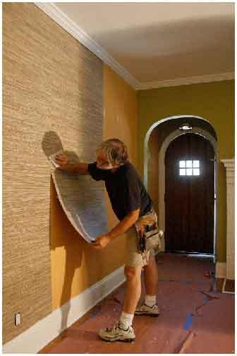 Wallpaper  J Malcohm Fore Wallpaper Installation \u0026 Removal