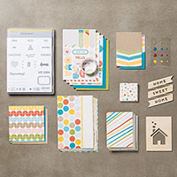 Glückliche Stunden Project Life Bundle (German) by Stampin' Up!