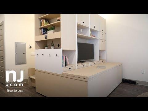.宜家推出一套機器人傢具系統,要幫你把臥室面積「變大」