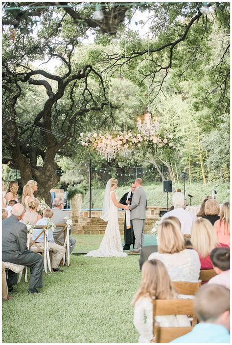 Elegant Luxury Outdoor Wedding Fort Worth Texas   Alba