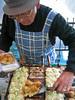 takoyaki, a local specialty