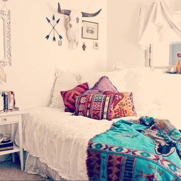 Tumblr Boho Bedroom Mangaziez