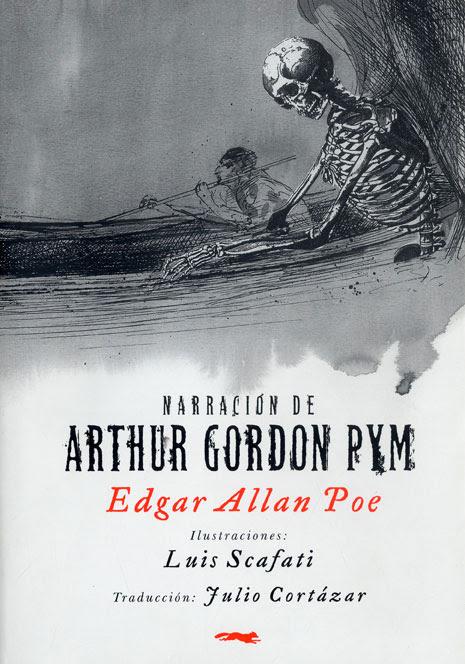 Resultado de imagen de la narración de arthur gordon pym