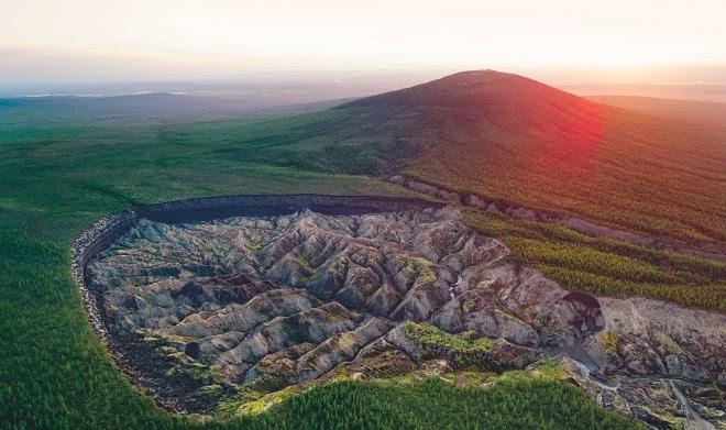 Под вечной мерзлотой Сибири скрывается бомба планетарного масштаба