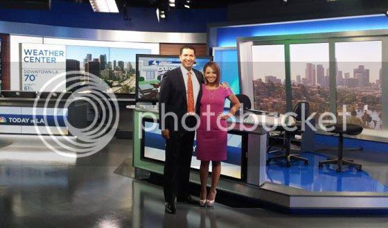 KPRC Anthony Yanez & Daniella Guzman KNBC