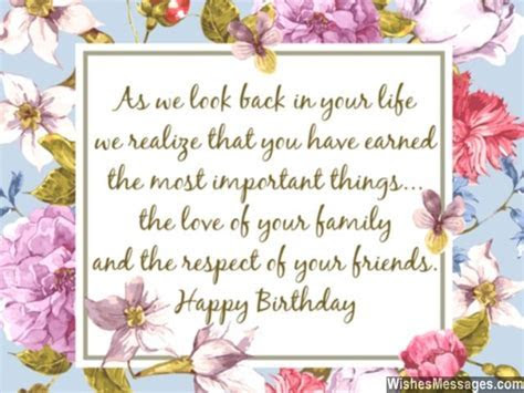 60th Birthday Wishes: Quotes and Messages ? WishesMessages.com