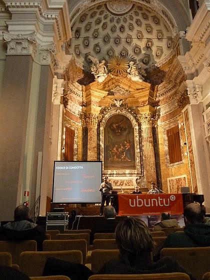 ubuntu in chiesa