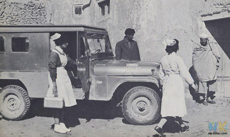 Galeria de fotos do Afeganistão dos anos 50 e 60 07