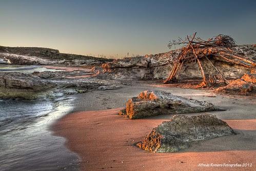 Casa al alba by Alfredo Romero Fotografias 