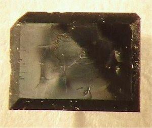 Mineral exótico abre caminho para transistores quânticos
