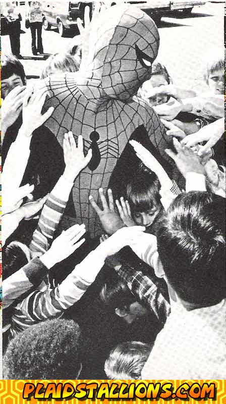 spiderman appearance 1980 click here to visit the gallery